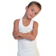 YOUTH A-SHIRT (ATHLETIC SHIRT)