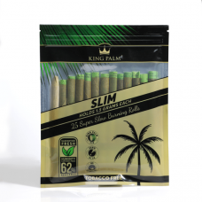 King Palm Slim – 25 Rolls