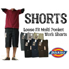 Dickies Multi Pocket Work Shorts