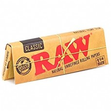 Raw Natural Rolling Papers 1 1/4